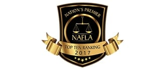NAFLA | Nation's Premier | Top Ten Ranking 2017